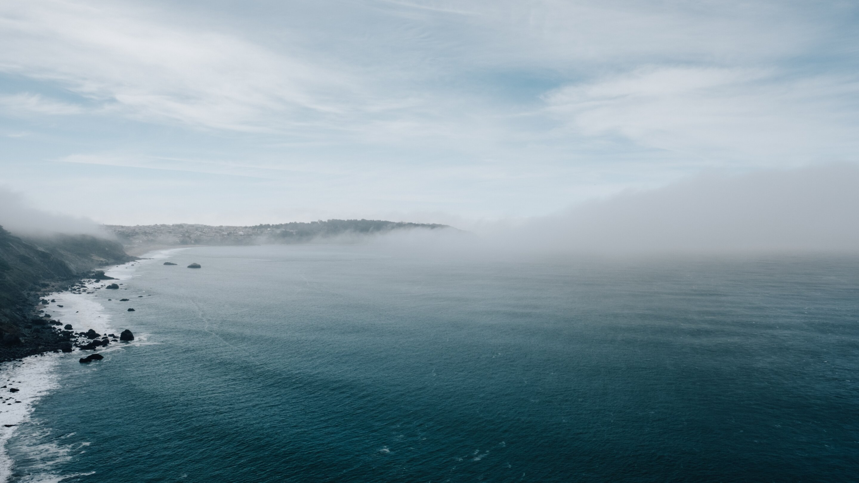 Marine fog comes under focus in new five-year study