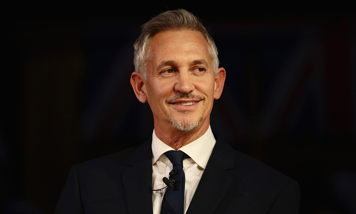 Gary Lineker treated to special send-off from son George – see the sweet moment