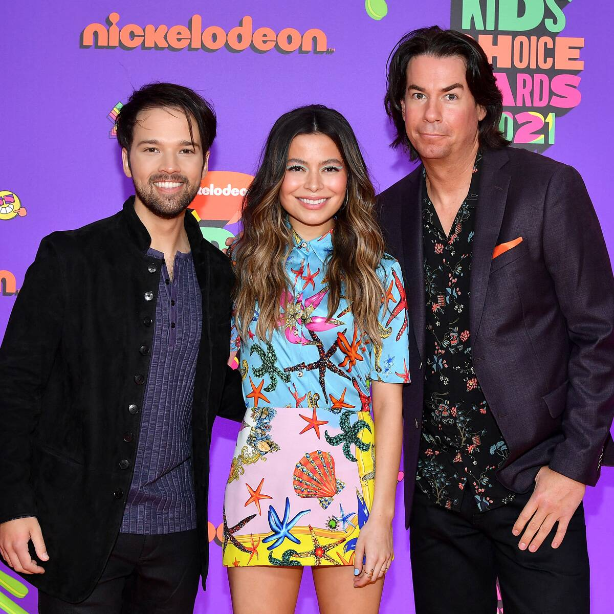 Miranda Cosgrove Reveals Which iCarly Guest Star She's Still Blushing Over