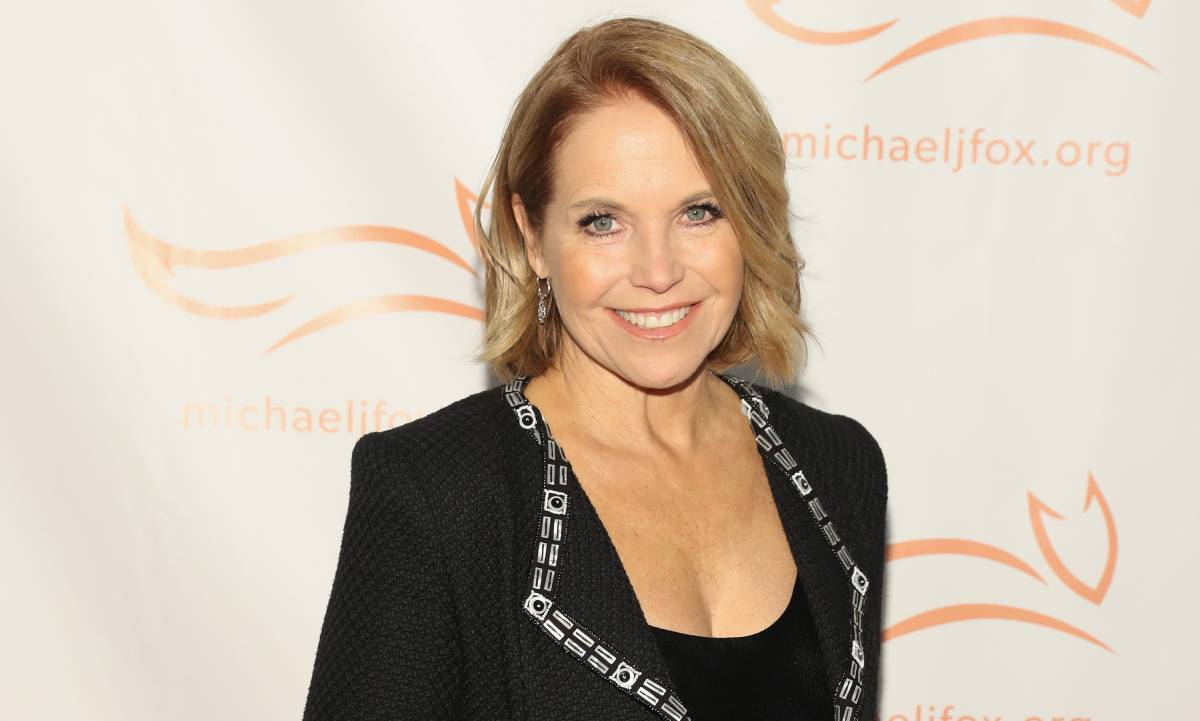 Katie Couric details agonising personal struggle and fans show support
