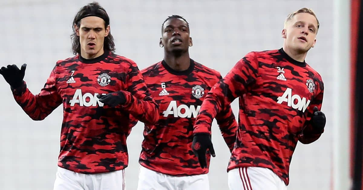 Trusted source defies 'unhappy' Man Utd star's claims over Prem switch