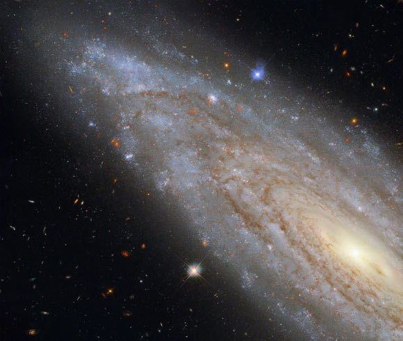 Hubble Space Telescope Looks at NGC 3254 | Astronomy