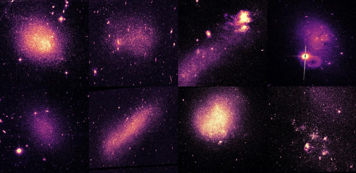 """Mysterious Extra-Galactic Discovery: 36 Dwarf Galaxies Had Simultaneous """"Baby Boom"""" of New Stars"""