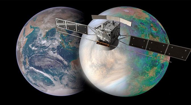 New EnVision Mission Will Study Venus Alongside NASA Probes