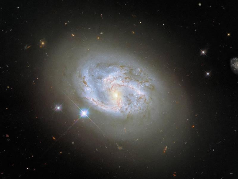 NASA Shares Fascinating View of Three Galaxies And Explains Why They Are Unique