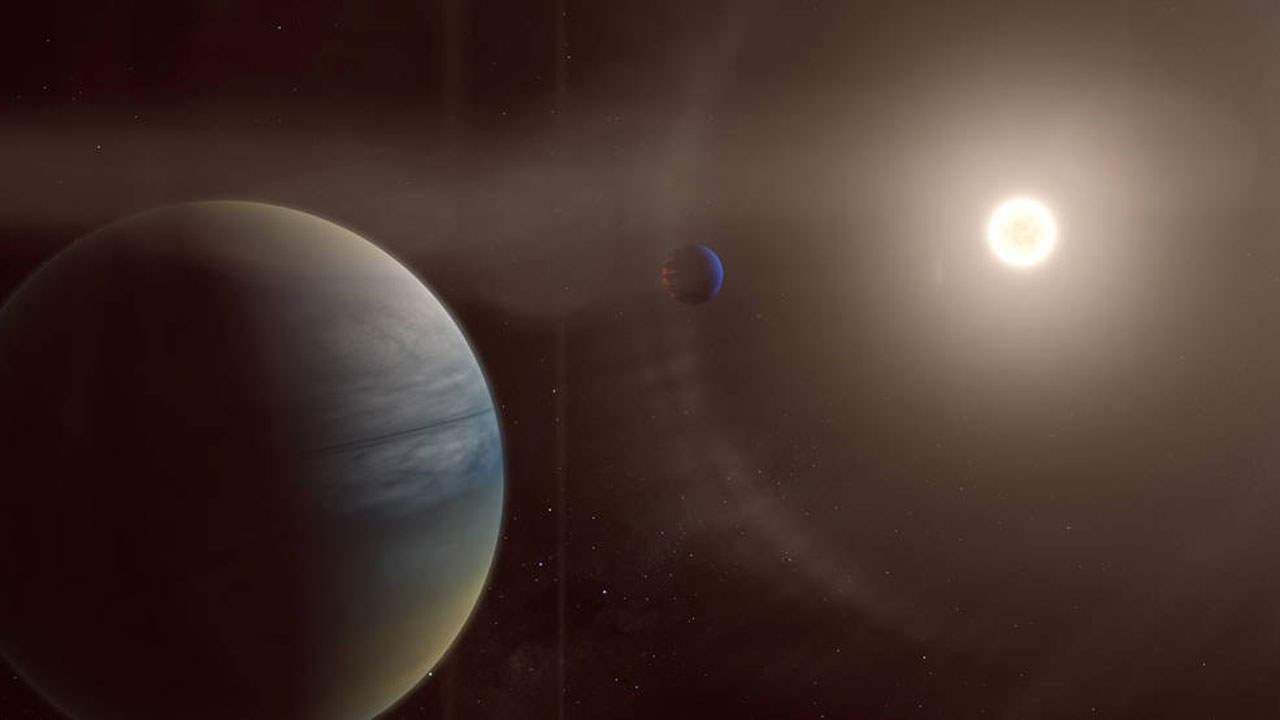 Father and son amateur astronomers discover two gaseous exoplanets