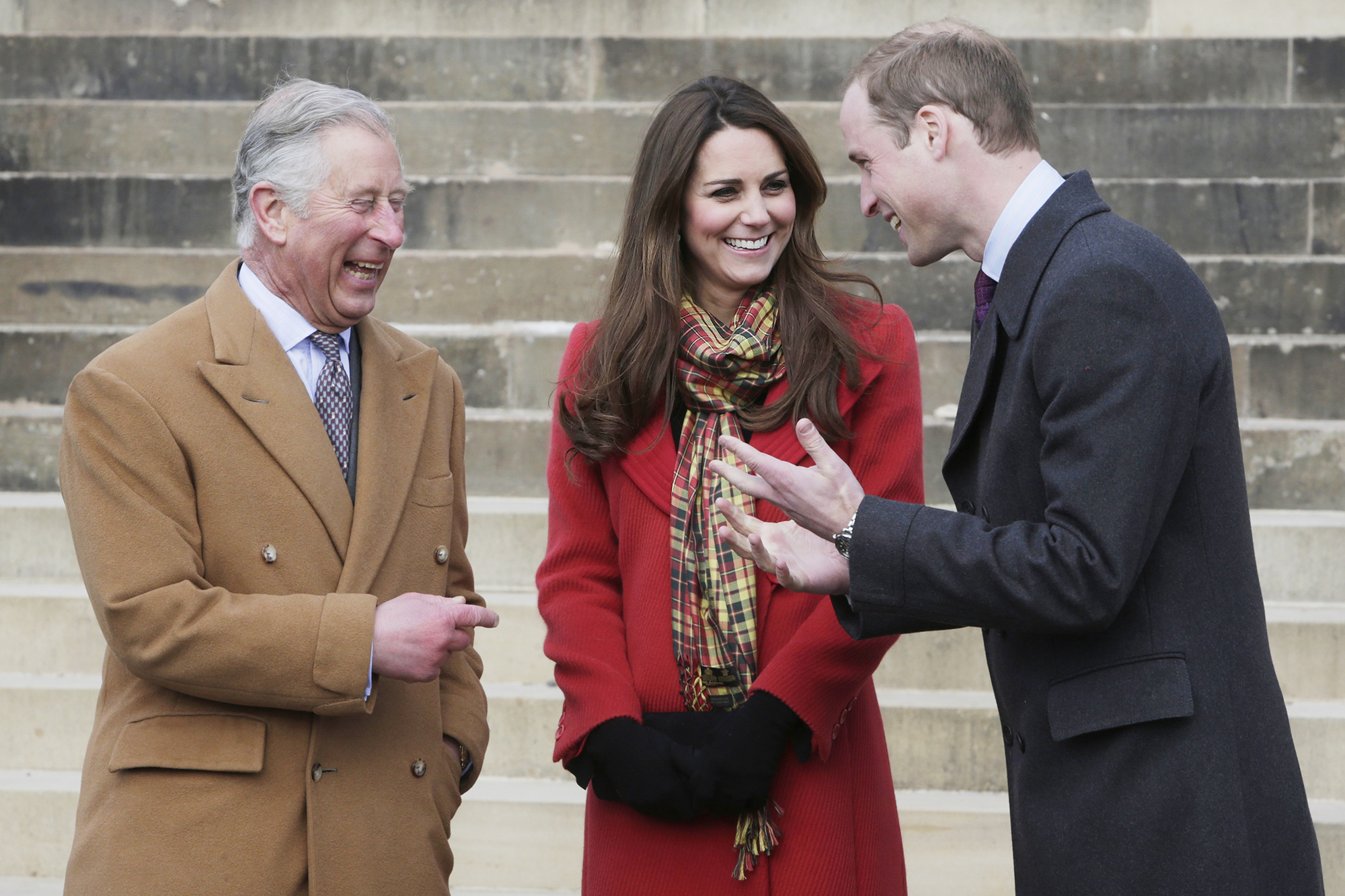 Did Kate Middleton Just Reveal Her Nickname for Father-in-Law Prince Charles?