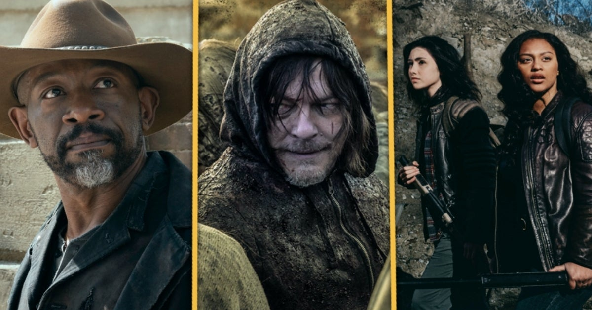 The Walking Dead Shows Submitted for Consideration in All Major Categories at 2021 Emmys