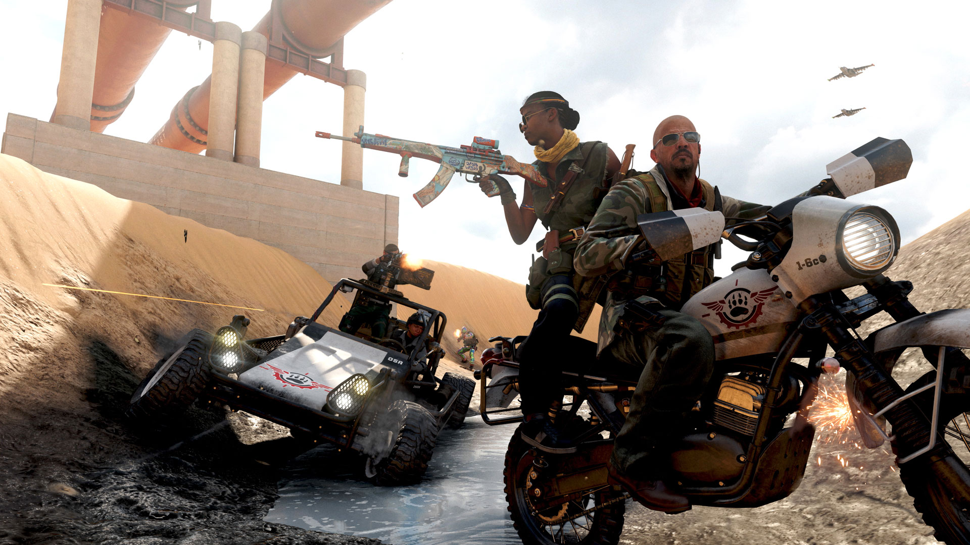 Call of Duty's season 5 release date has been delayed by a day