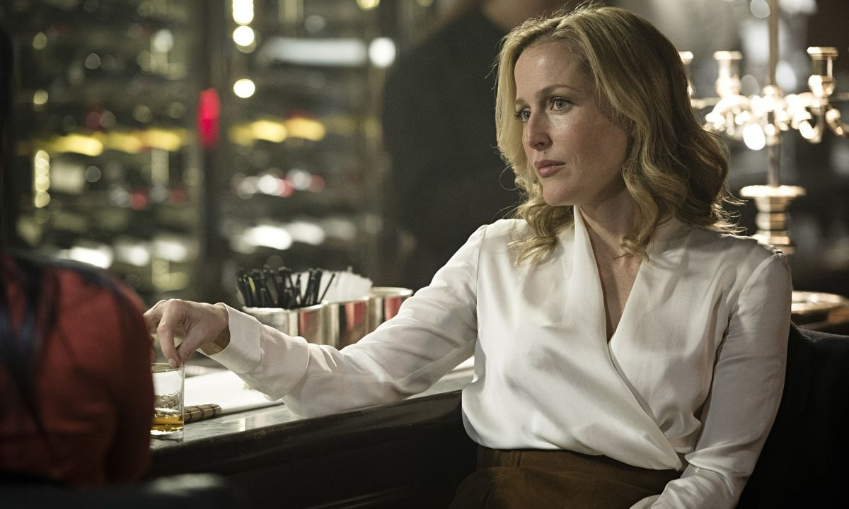 Gillian Anderson 'in talks for The Fall season 4' as she teases return