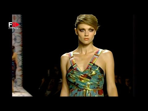 NICOLE MILLER Spring 2009 New York - Fashion Channel