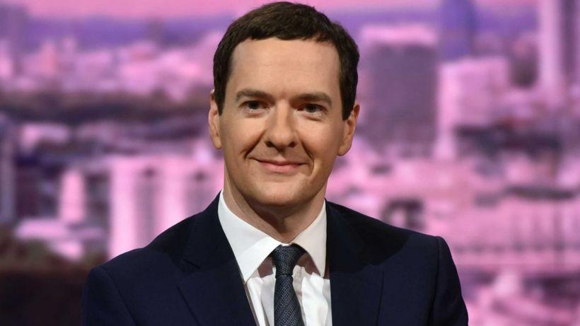 George Osborne: Former chancellor named British Museum chairman