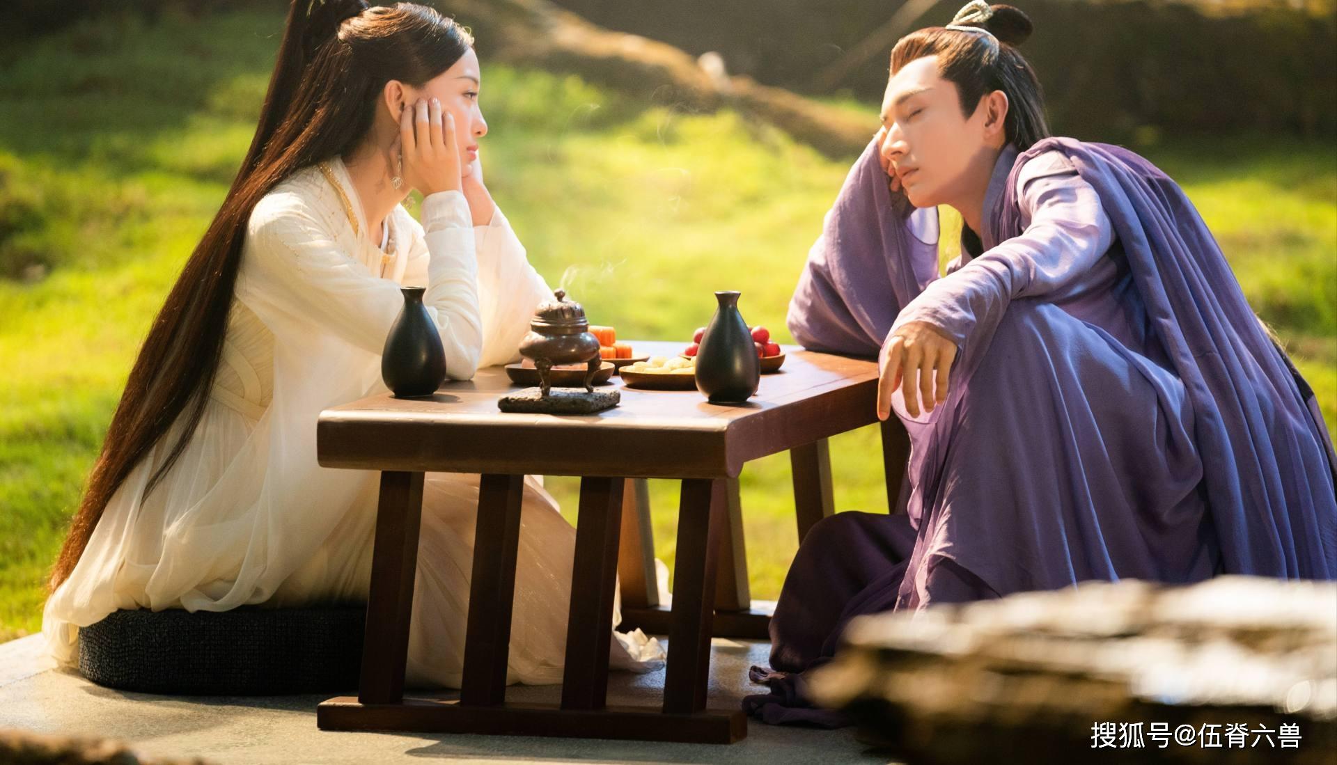 原创 《琉璃》里的昊辰师兄,周冬雨新剧男配,刘学义人设讨喜资源不断