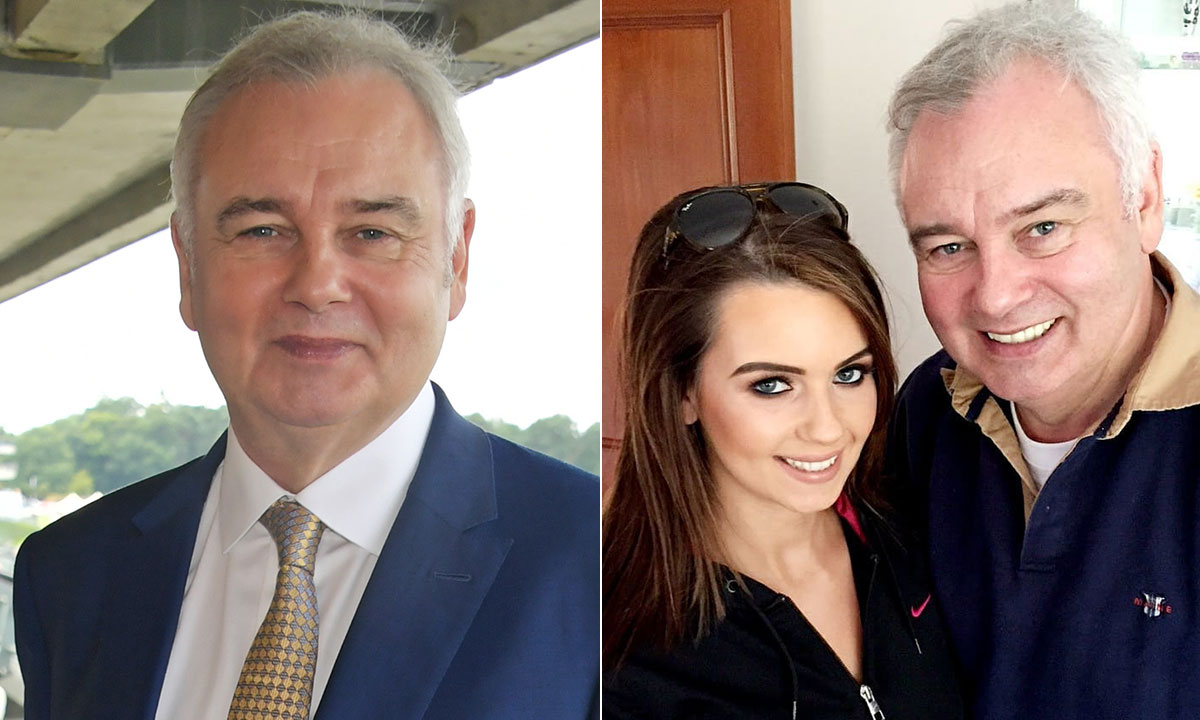 Eamonn Holmes shares rare photo with daughter Rebecca to mark 'wonderful' family news