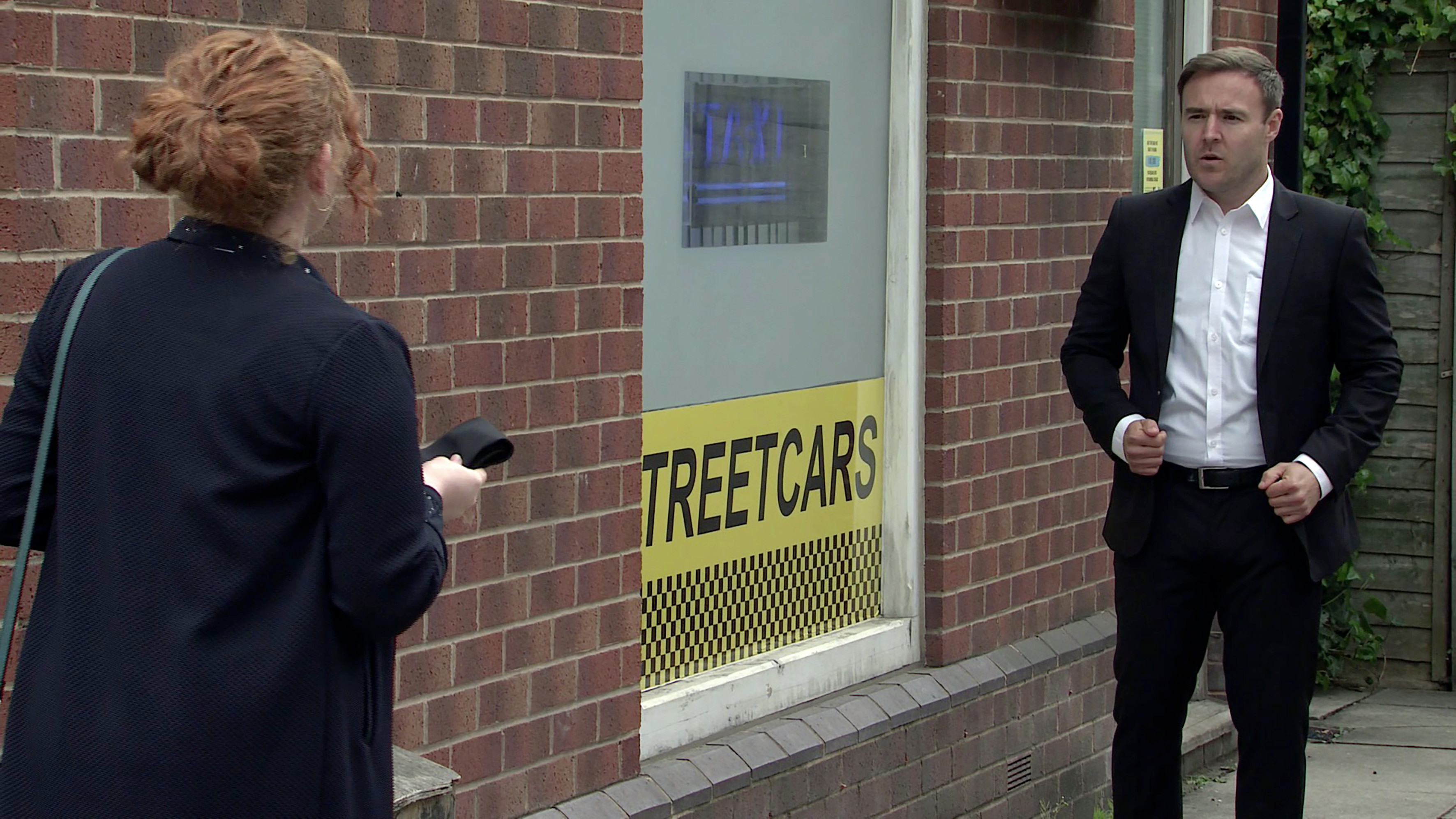 Coronation Street spoilers: Fiz Stape helps Tyrone Dobbs after a sudden death