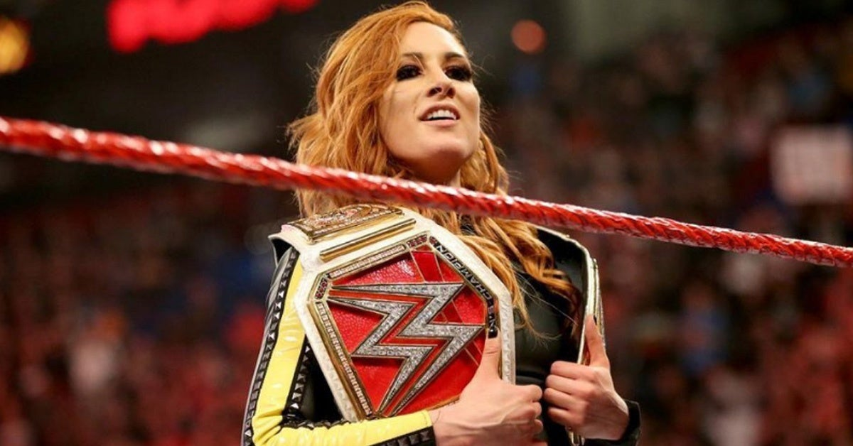 Becky Lynch Fans Want Her to Be Sasha Banks' WWE SummerSlam Replacement