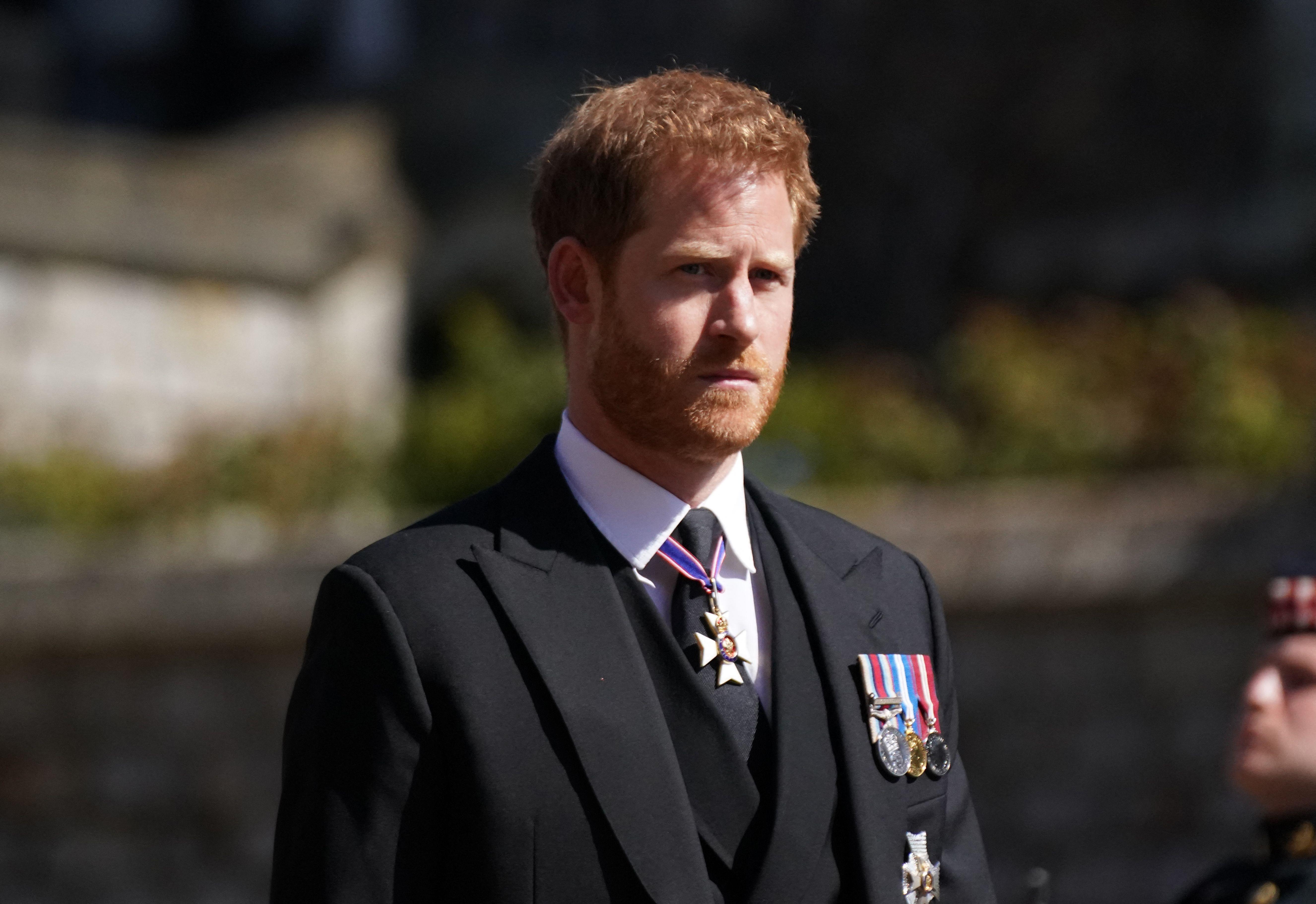 Prince Harry Has Returned to the United Kingdom