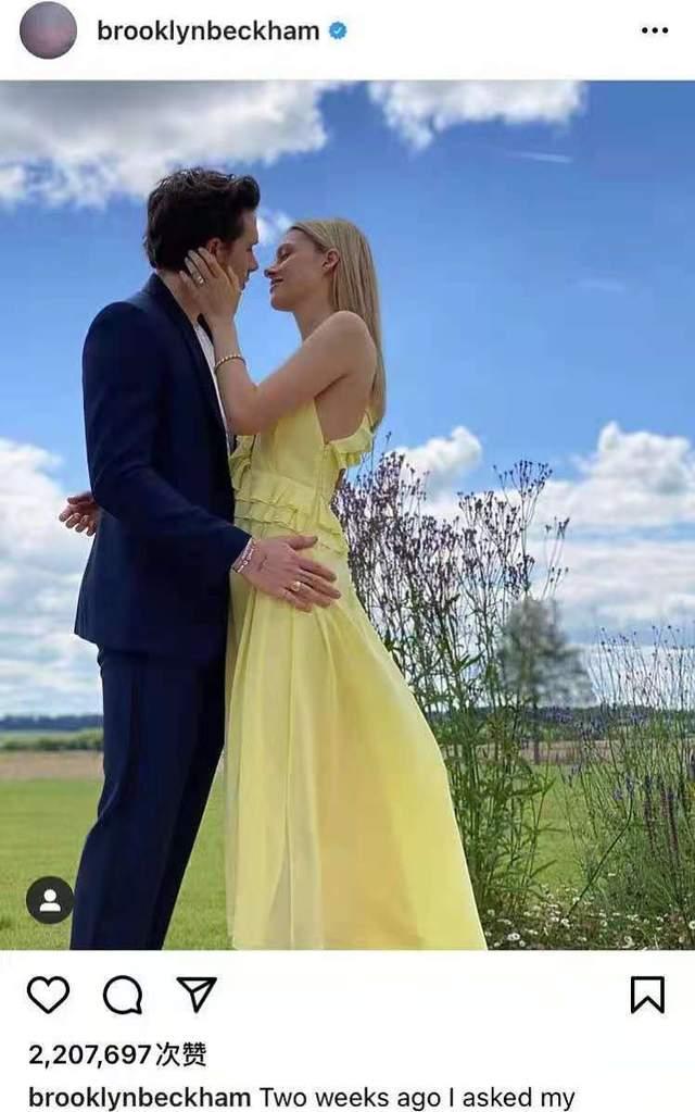 贝克汉姆22岁儿子订婚一周年!购六千多万豪宅庆祝,奢华内景曝光