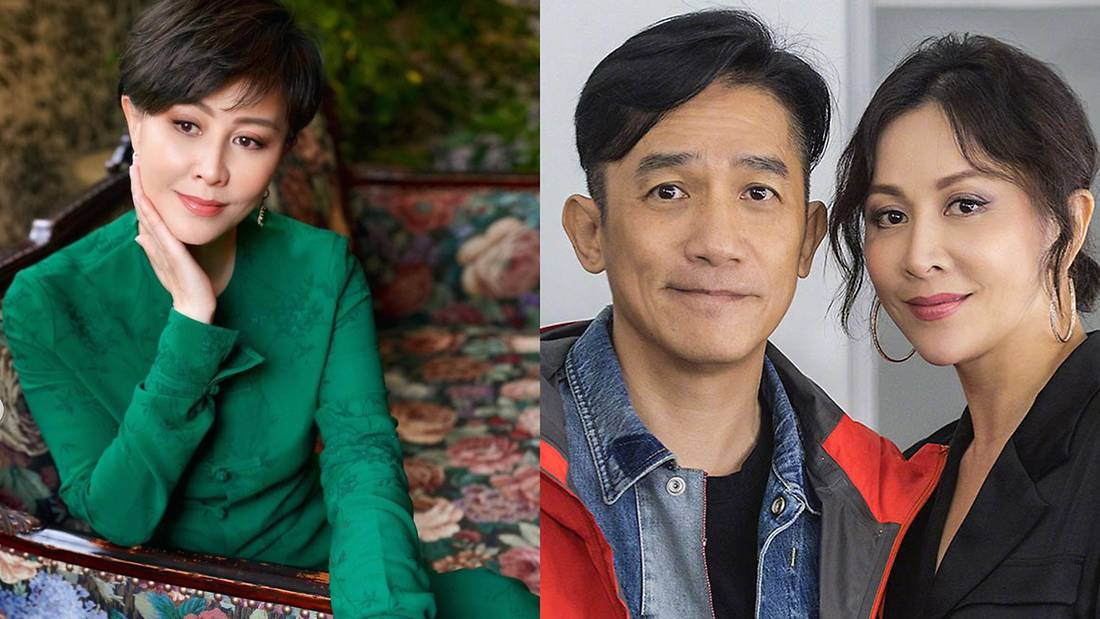 """Carina Lau Once Described Her Marriage With Tony Leung, Who Just Turned 59, As A """"Comfortable Relationship"""""""