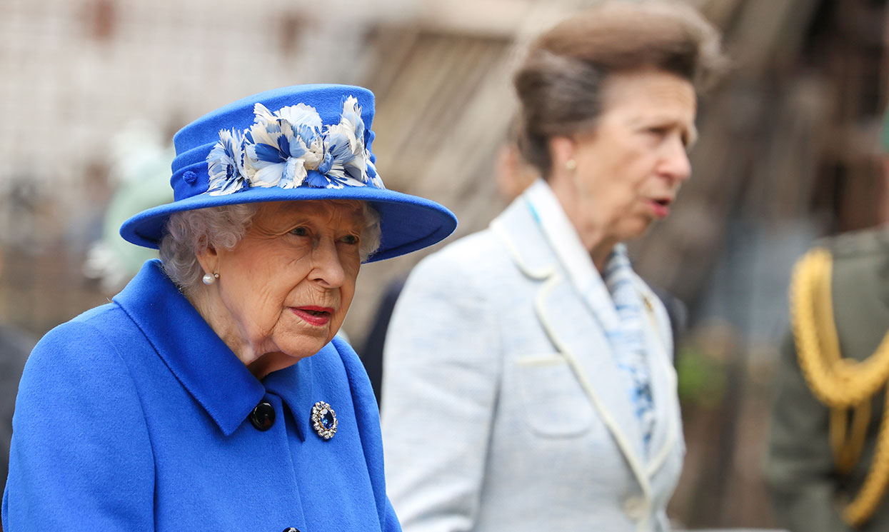The Queen and Princess Anne enjoy mother-daughter outing in Scotland – best photos