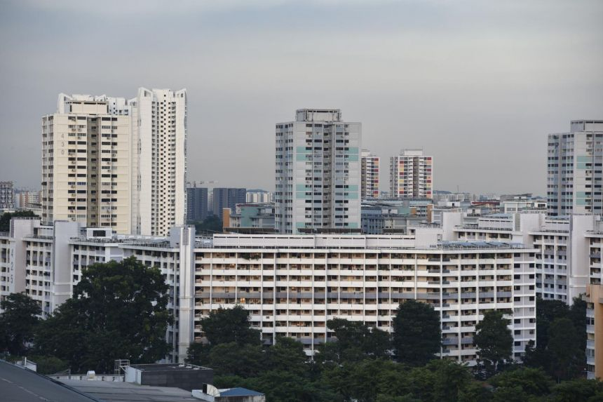 HDB resale prices climb for 5th straight quarter but at slower pace of 2.8%: Flash data