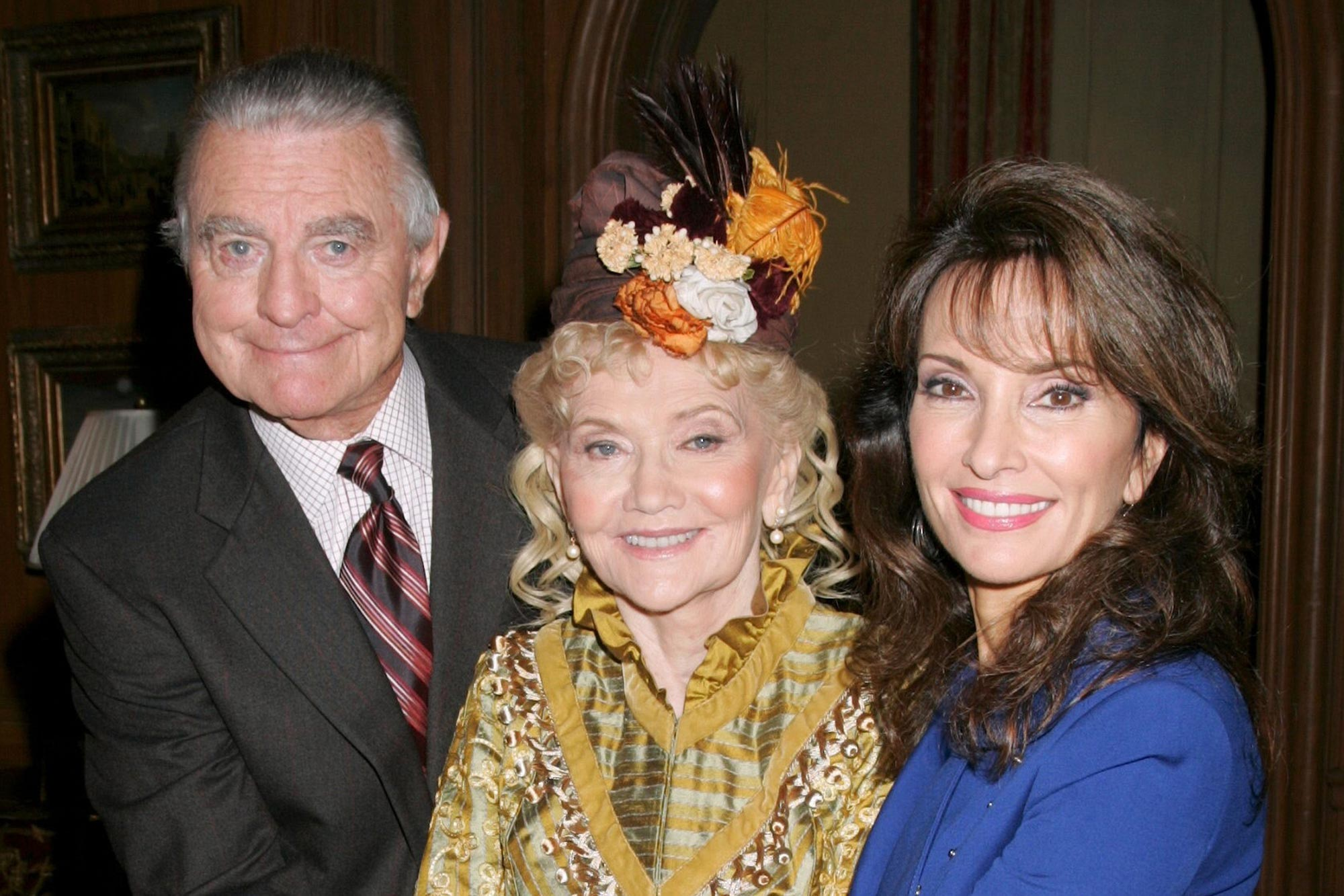 Ray MacDonnell, All My Children star, dies at 93