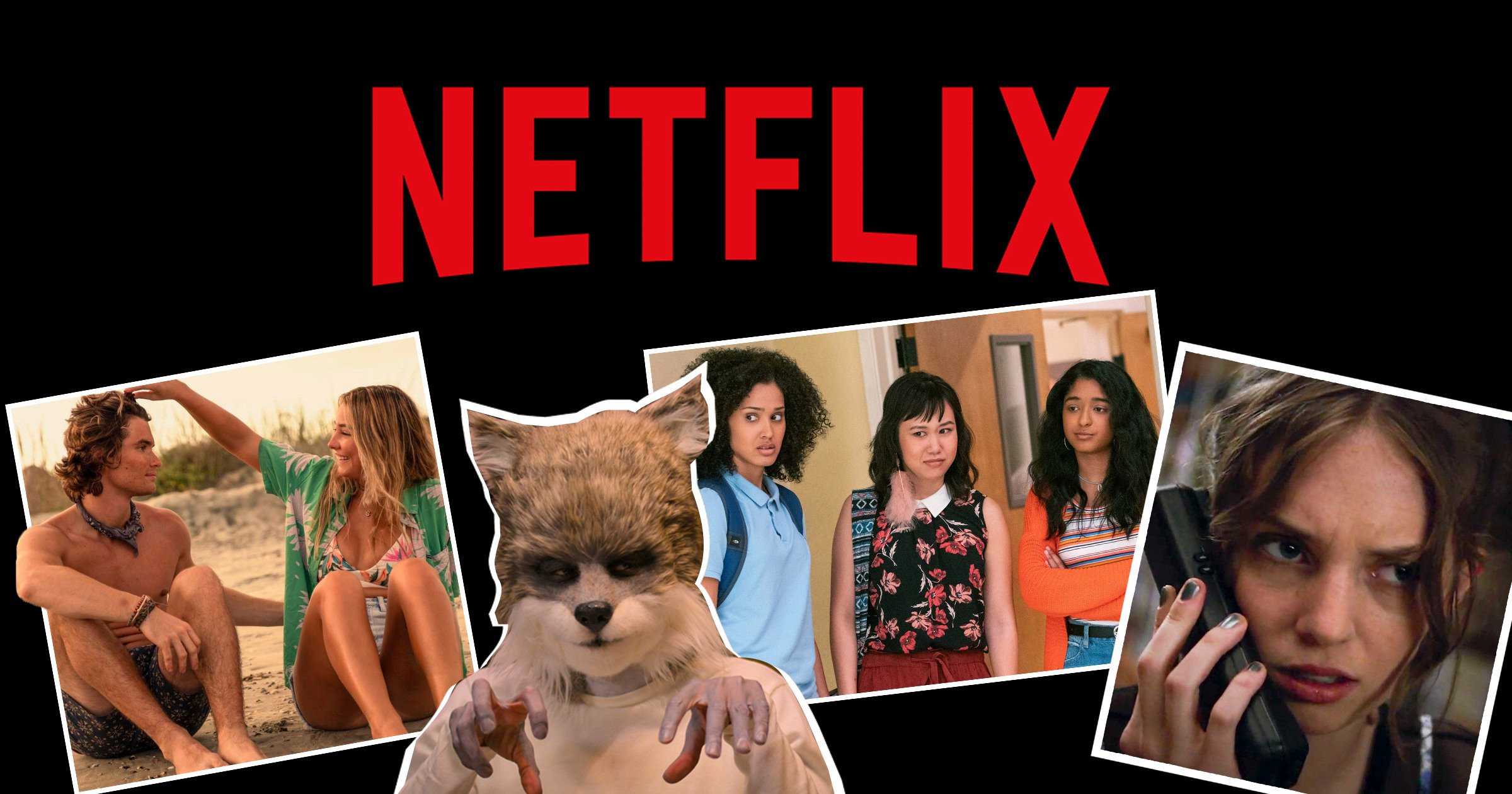 Netflix US July 2021: Best new shows and films including Fear Street trilogy, Sexy Beasts and Never Have I Ever