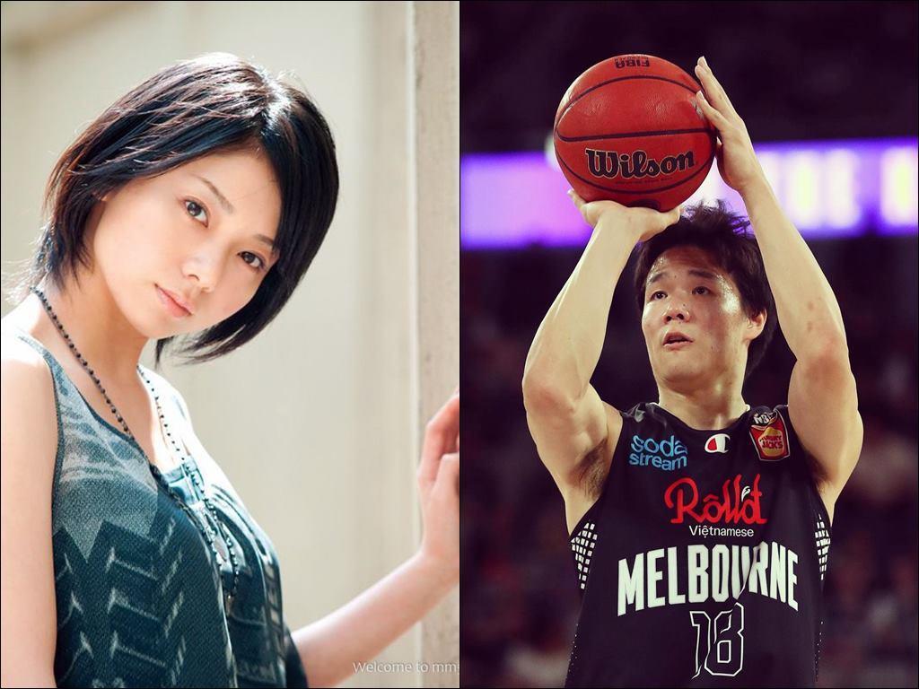 Mori Kanna ties the knot with basketballer Yudai Baba