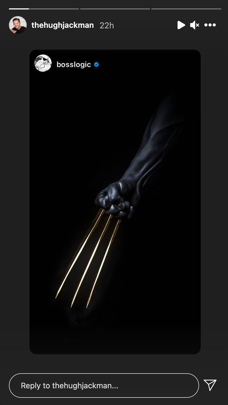 Hugh Jackman teases return to Wolverine role in Marvel Cinematic Universe