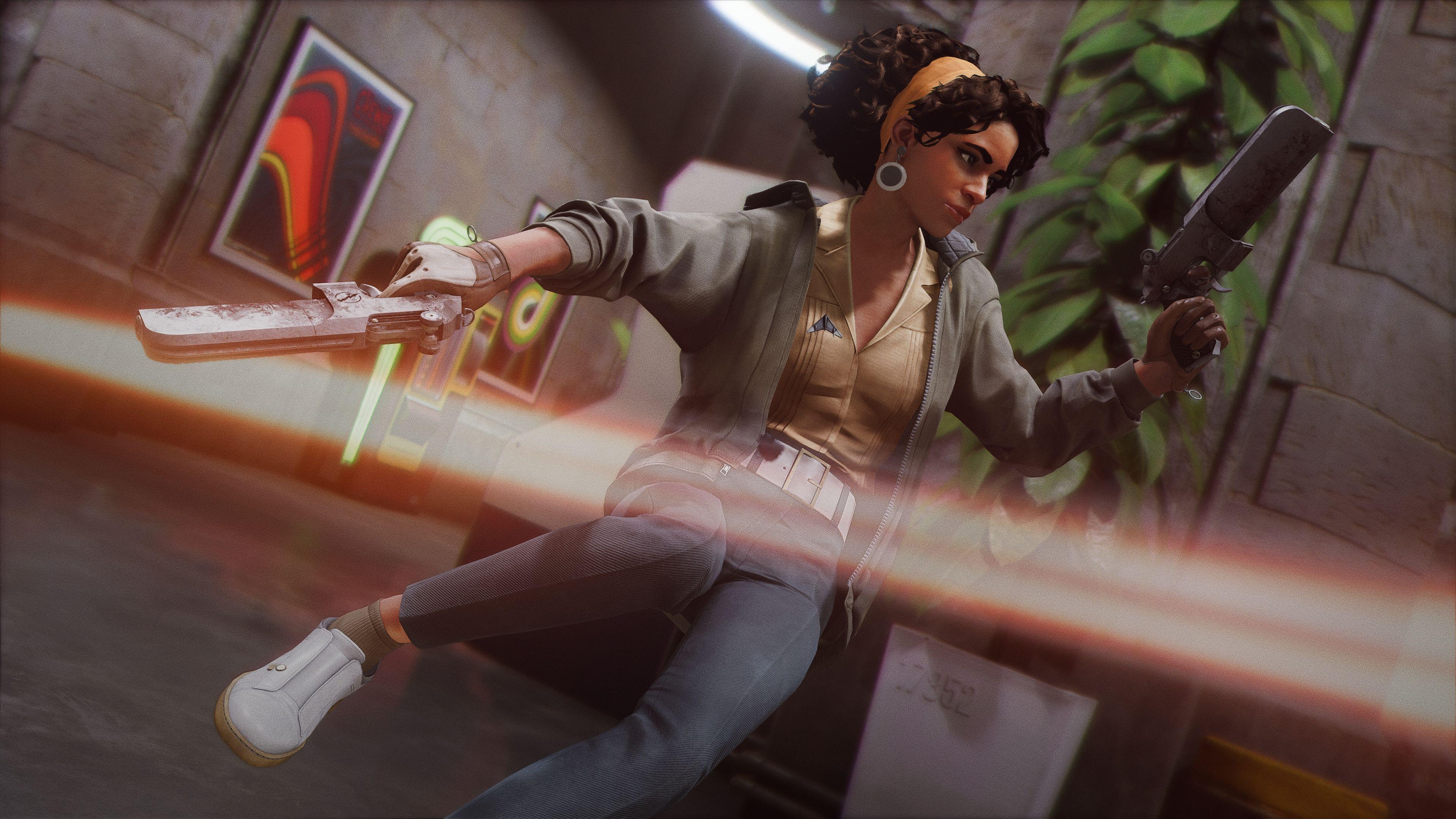 QuakeCon 2021: Deathloop panel finally explains Julianna and PvP mode