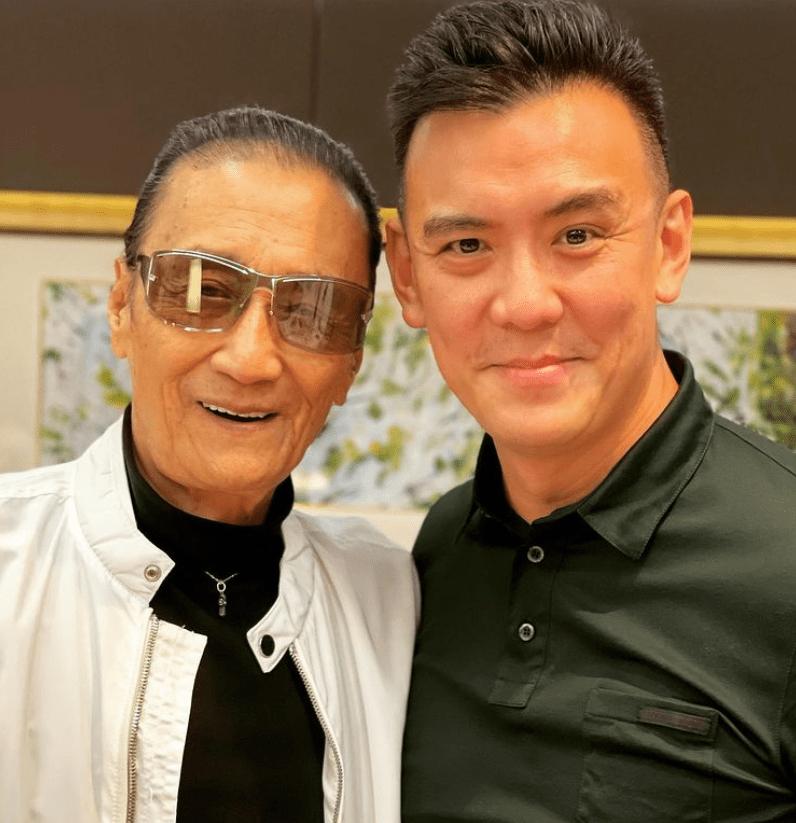 狄波拉老公74岁生日 谢贤现身寿宴心情好