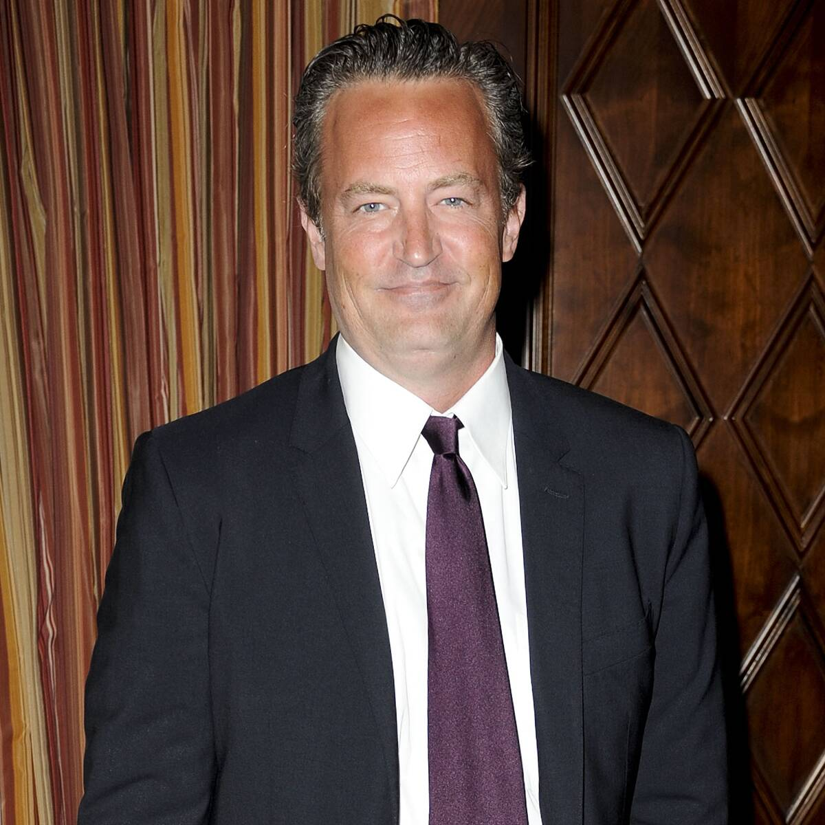 """Matthew Perry Is All Smiles in New Instagram Photo as He Enjoys """"Happy Days"""""""