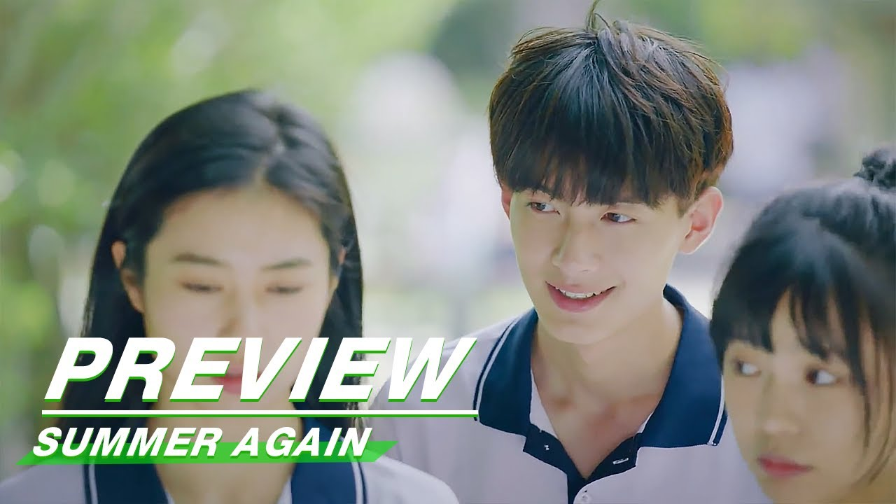 Preview: Am I The One You Want To See? | Summer Again EP08 | 薄荷之夏 | iQiyi