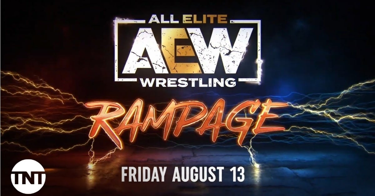 Kenny Omega vs. Christian Cage Impact World Championship Match Announced for AEW Rampage Premiere