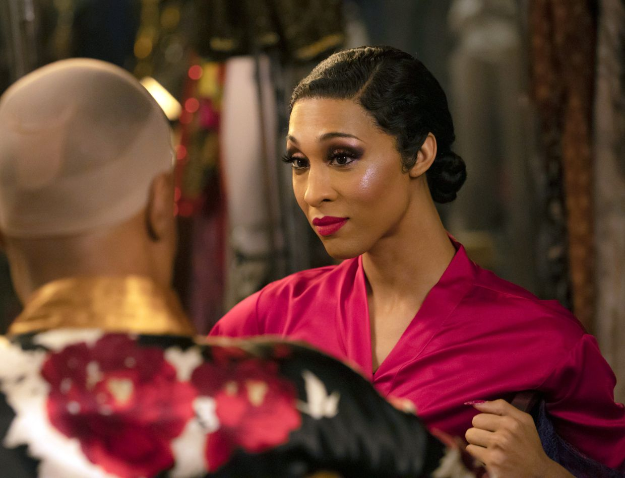 'Pose' star Mj Rodriguez 1st trans woman nominated for lead actress Emmy