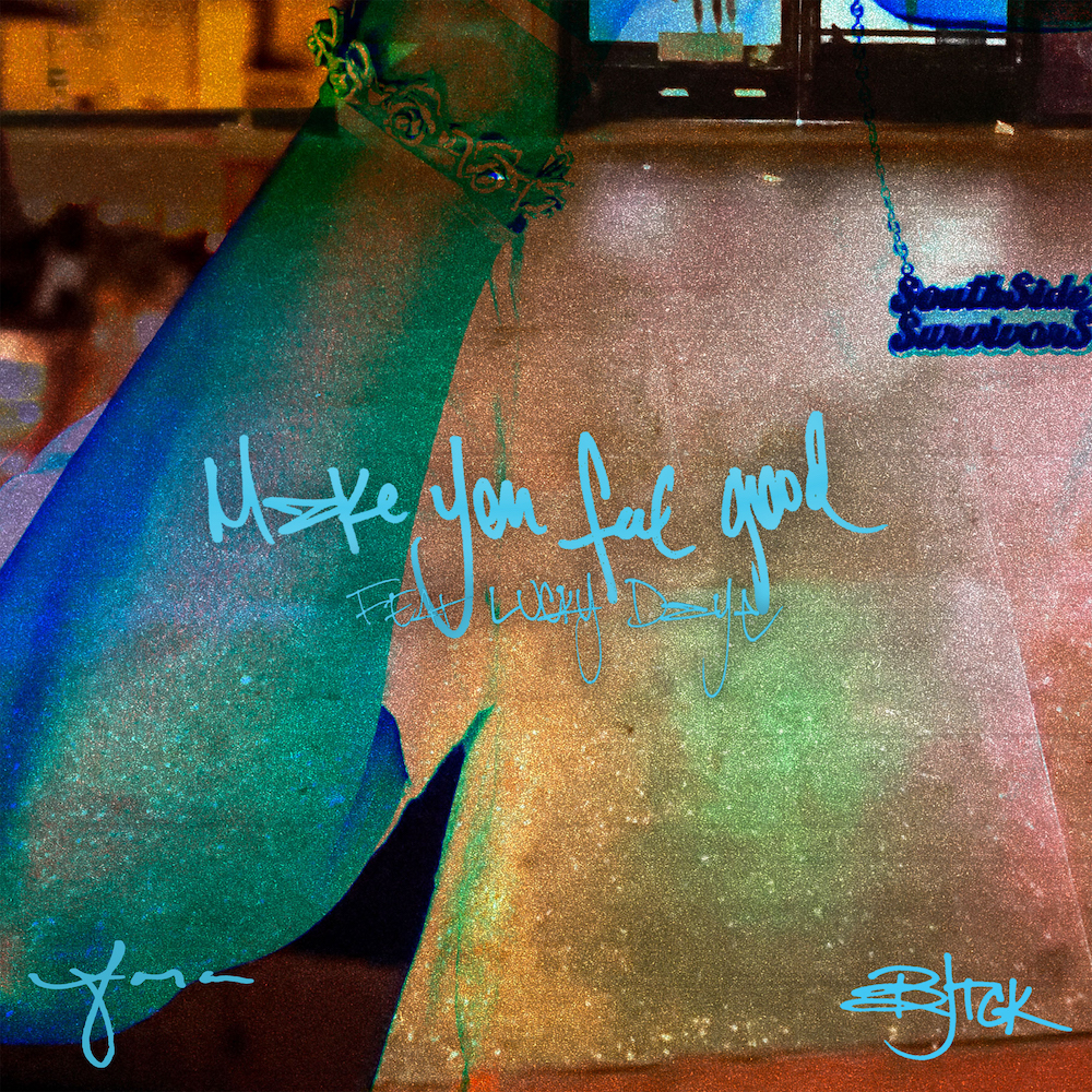 """BJ the Chicago Kid Taps Lucky Daye for New Song """"Make You Feel Good"""""""