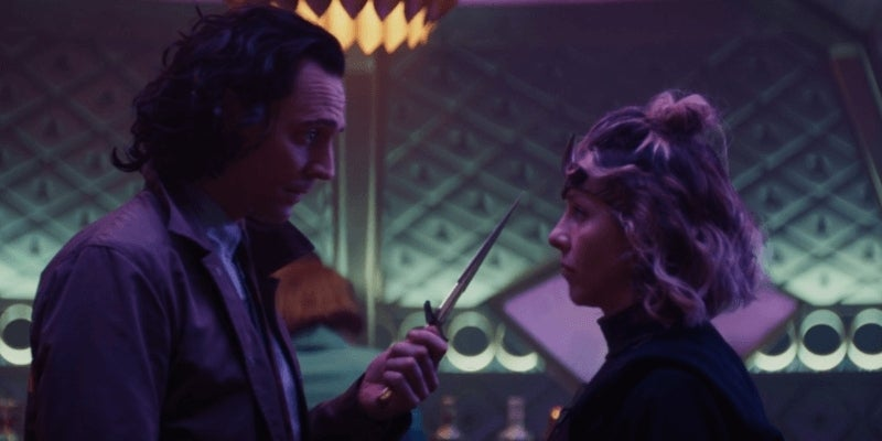 Loki Director Teases the Future of Loki and Sylvie's Relationship