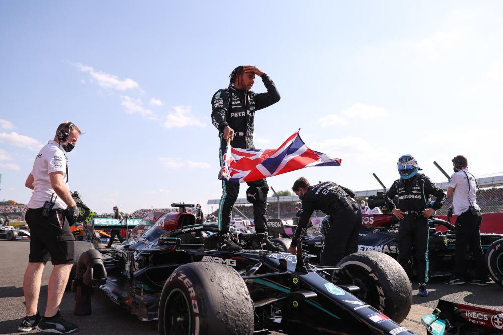 Hamilton's F1 lead confirmed as Aston Martin drop appeal