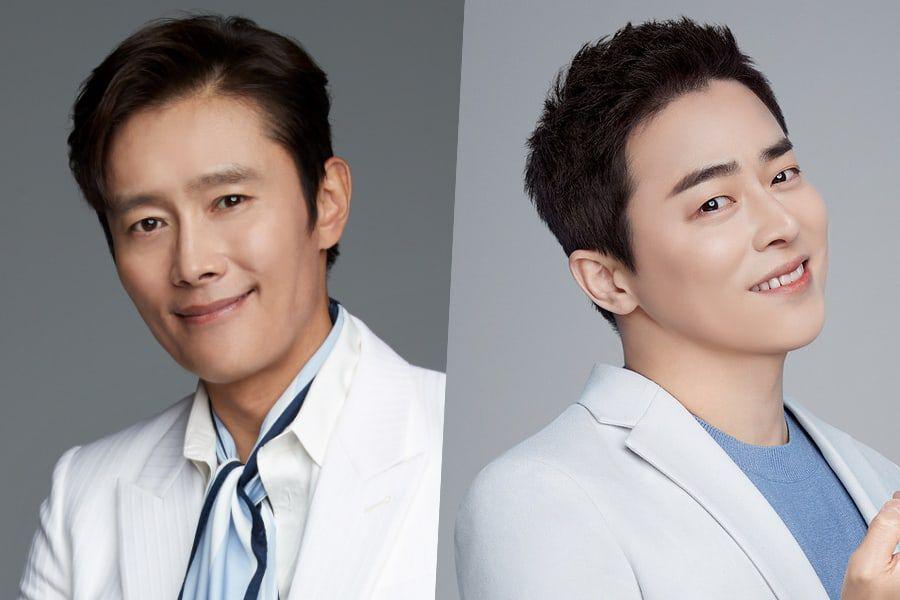 "Lee Byung Hun And Jo Jung Suk In Talks To Host Episodes Of ""SNL Korea"" Reboot"