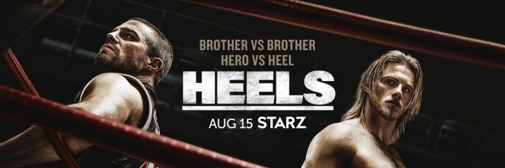 Heels: Everything About Stephen Amell, Alexander Ludwig starrer Wrestling Drama on Starz