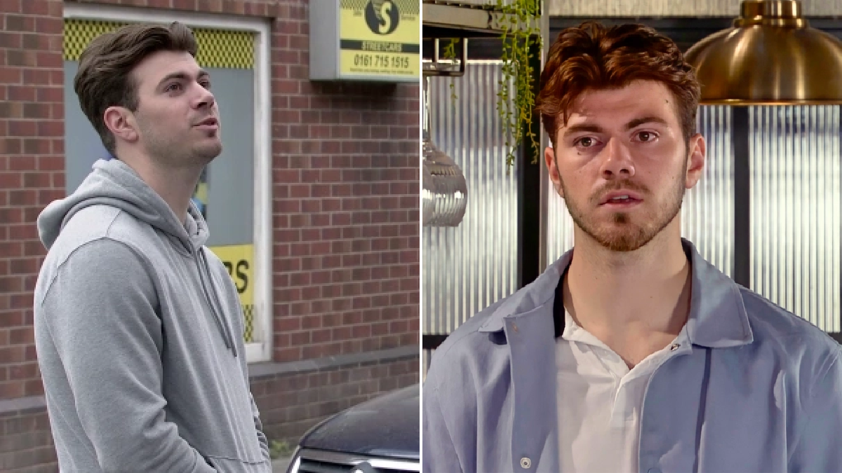 Coronation Street fans spot mistake as Curtis miraculously grows and ungrows his beard between scenes
