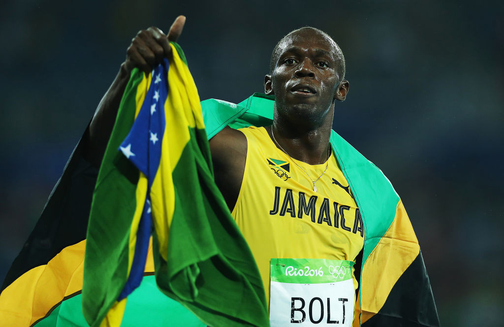 Olympic champion Usain Bolt set to release debut album and we're living for it