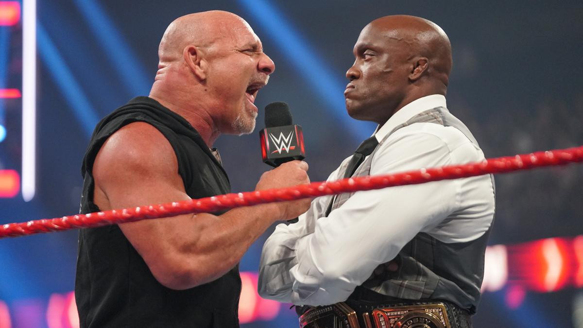 Bobby Lashley wants WWE legends to keep returning so he can 'put them back into retirement'