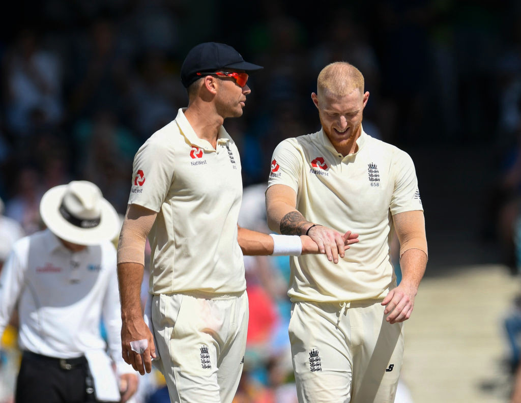 'We want him to get the help he needs' – England star James Anderson joins Joe Root in throwing his support behind Ben Stokes