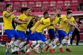 Brazil to meet Spain in Saturday's football final