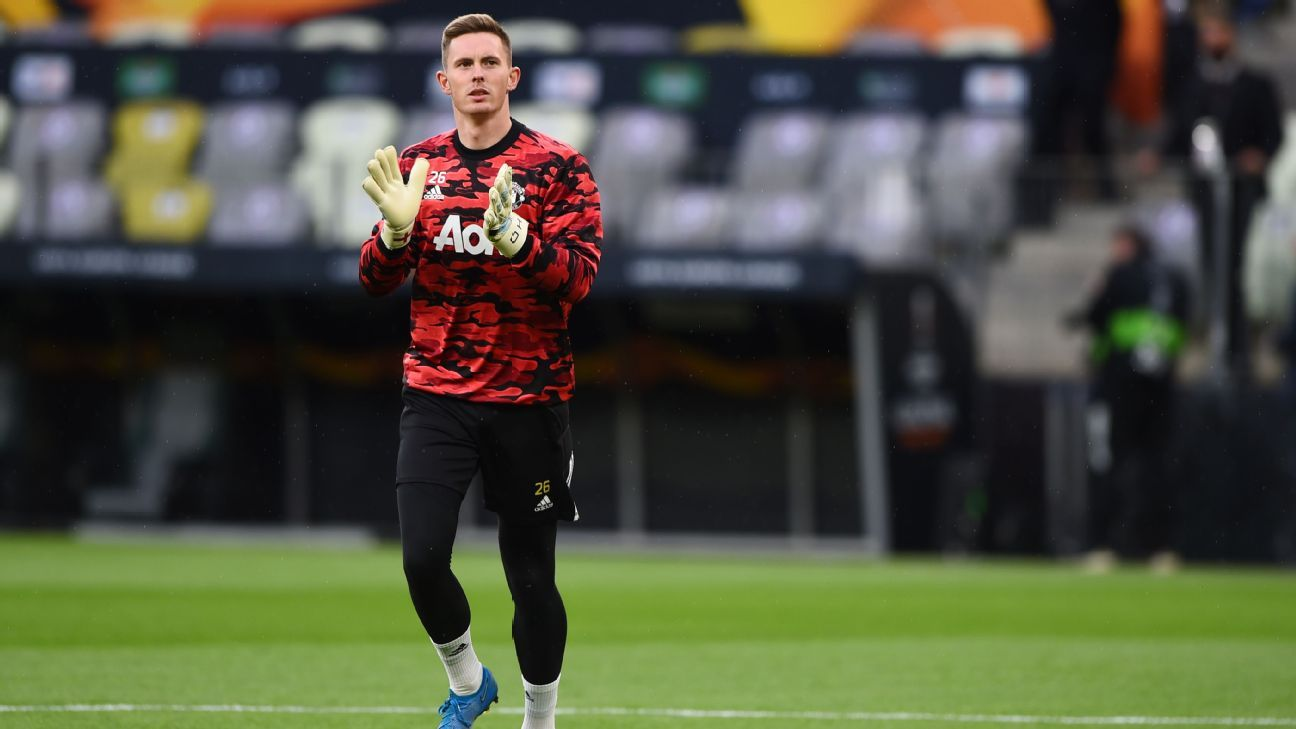 Manchester United's Dean Henderson pulls out of training camp due to post-COVID-19 fatigue
