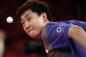 Tokyo 2020 is the last Olympics for Feng Tianwei and Yu Mengyu