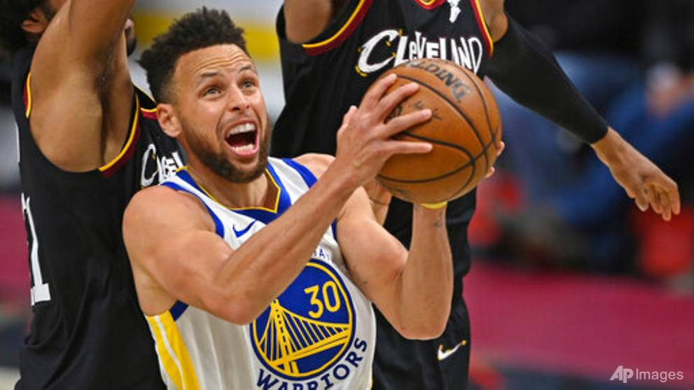 Basketball: NBA star Curry lands second US$200 million contract of career with Warriors