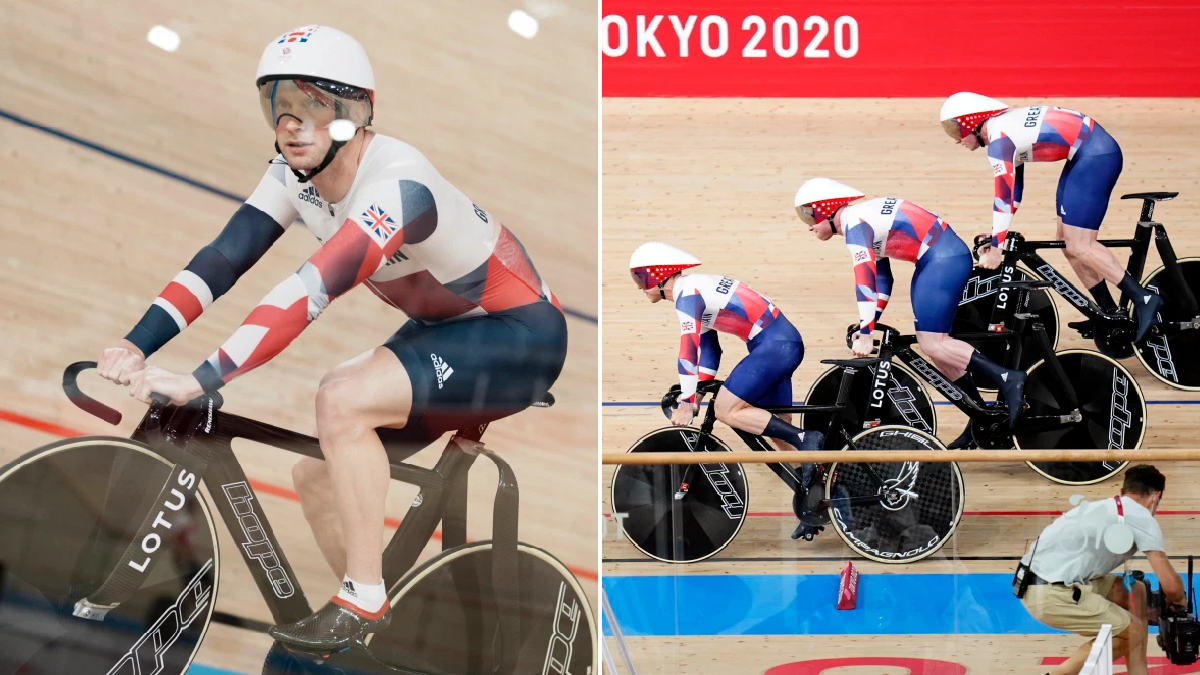 Jason Kenny equals Sir Bradley Wiggins' Team GB record with eighth Olympic medal but misses out on gold