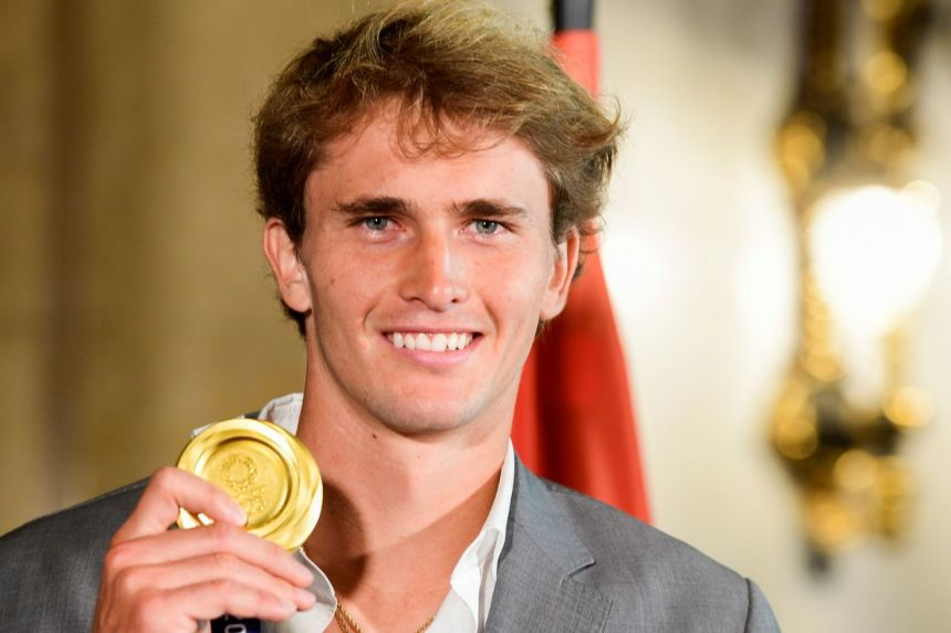 Tennis: Zverev eyes US Open after Olympic triumph